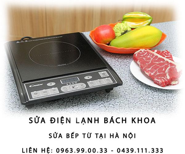 Sửa bếp Hồng ngoại tại Thủ đô Hà Nội
