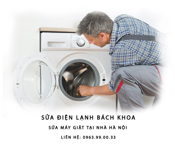 sửa chữa máy giặt Bách Khoa