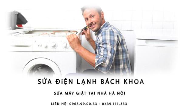 sửa máy giặt bách khoa