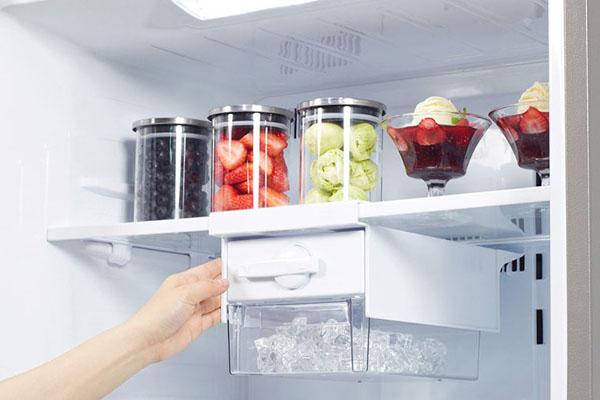 Tủ lạnh side by side không làm lạnh